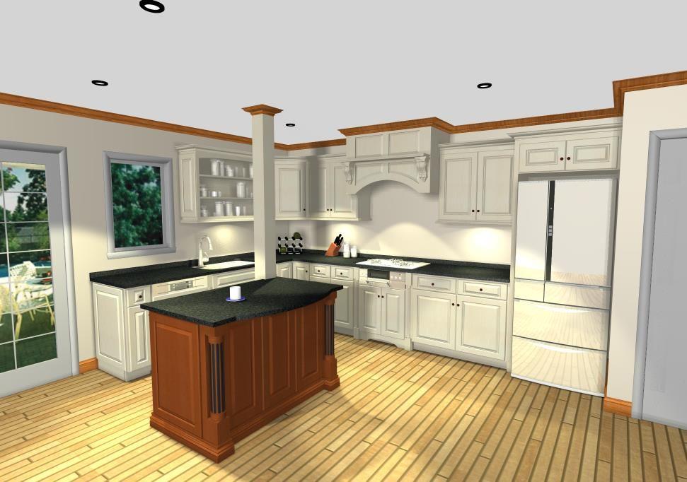デザイナーシリーズキッチンプラン