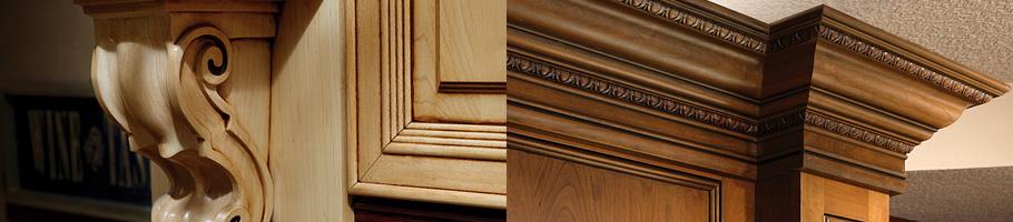 Trim, Panels & Molding