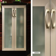 Aluminum Rout For Glass Door