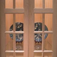 Mullion Door