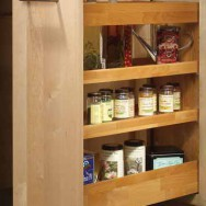 Pull-Out Shelf