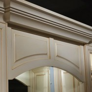 Raised Arch Valance