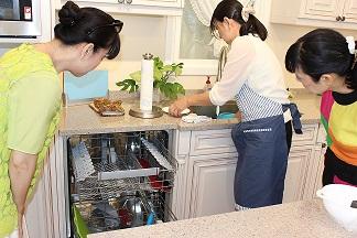 輸入キッチン体験クッキング Vol .4